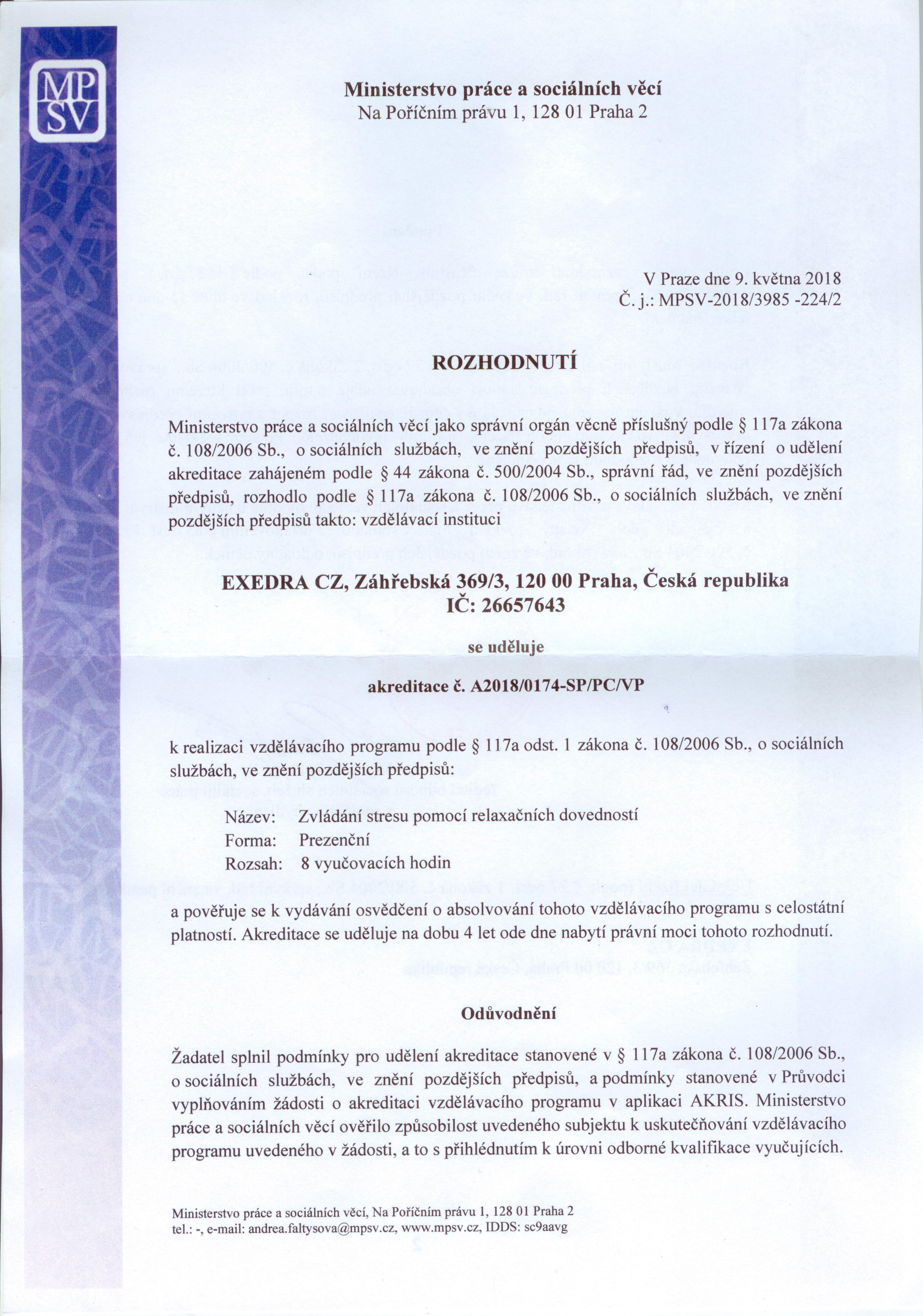 Akreditace_MPSV